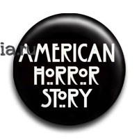 """Значок """"Американская история ужасов"""" - фото 7729"""