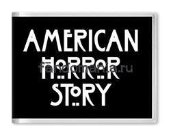 """Обложка на студенческий билет """"Американская история ужасов"""" - фото 7732"""