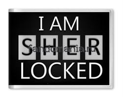 """Обложка на студенческий билет """"I`m SHERLOKED"""" - фото 7744"""
