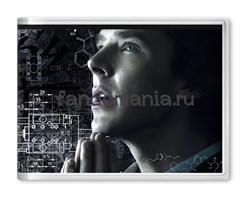 """Обложка на студенческий билет """"Шерлок"""" - фото 7746"""