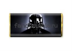 """Шоколадная плитка """"Дарт Вейдер""""  (Звездные войны) - фото 8246"""