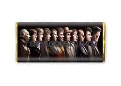 """Шоколадная плитка """"Одиннадцать Докторов"""" (Доктор Кто) - фото 8267"""