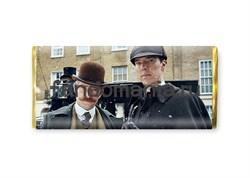 """Шоколадная плитка """"Шерлок и Джон"""" (Шерлок BBC) - фото 8351"""