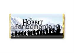 "Шоколадная плитка ""The Hobbit"" - фото 8415"