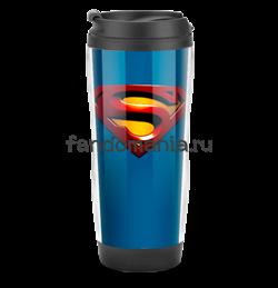 """Термостакан """"Супермен"""" - фото 8629"""