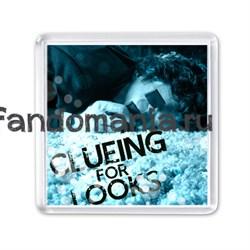 """Магнит """"Clueing"""" (Шерлок) - фото 8642"""