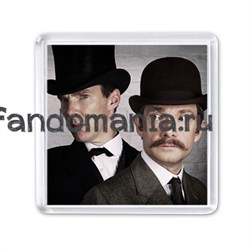 "Магнит ""Шерлок. Спешл"" - фото 8645"