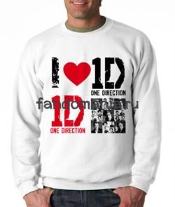 """Свитшот """"One Direction"""" - фото 8990"""