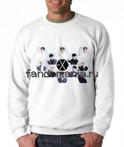"""Свитшот """"EXO"""" - фото 8992"""