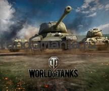 """Коврик для мыши """"World of Tanks"""""""