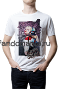 "Футболка ""Harley Quinn"" (Отряд самоубийц)"