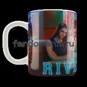 "Кружка ""Ривердэйл"" (Riverdale)"