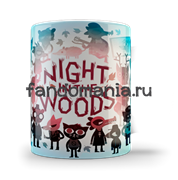 "Кружка ""Night in the Woods"""