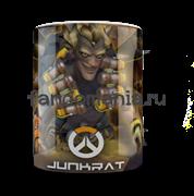 "Кружка ""Jankrat"" (Overwatch)"