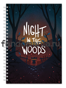 "Блокнот ""Night in the woods"""
