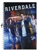 """Блокнот """"Ривердейл """" (Riverdale)"""