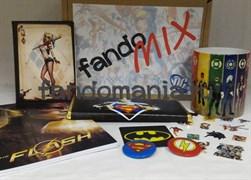 """Фандомикс """"Вселенная DC"""""""