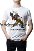 "Футболка ""Junkrat""  (Overwatch)"