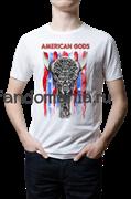 "Футболка ""Американские боги"""