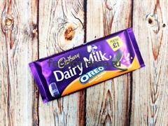 """Шоколад """"Cadbury"""" орео с арахисом"""