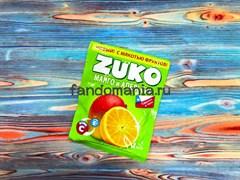 Растворимый сок ZUKO манго-апельсин