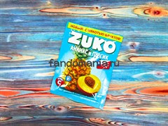 Растворимый сок ZUKO ананас-персик
