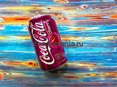 Coca-Cola Cherry | Напиток безалкогольный газированный