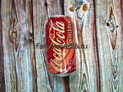 Coca-Cola Vanilla | Напиток безалкогольный газированный