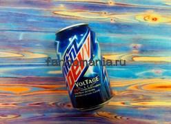 Mountain Dew Voltage | Напиток безалкогольный газированный