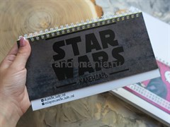 Star wars календарь (настольный)