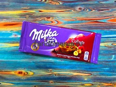 """Шоколад """"Milka-Collage Fruit/Raspberry"""""""