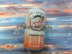 Canada Dry Mandarin Orange | Напиток безалкогольный газированный