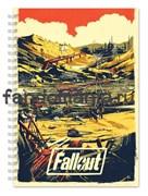 """Блокнот """"Fallout"""""""