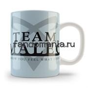 """Кружка """"Сумеречные охотники. Team malec"""" (Shadowhunters)"""