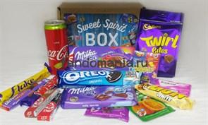 Коробка со сладостями № 2