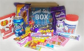 Коробка со сладостями № 3