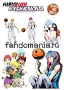 "Набор стикеров ""Баскетбол куроко"" (Kuroko's Basketball)"