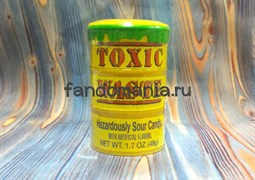 "Конфеты ""Toxic Waste "" (Самые кислые конфеты)"
