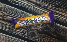 "Шоколадный батончик ""Cadbury Starbar"""