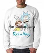 "Свитшот ""Рик и Морти"""