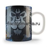 """Кружка """"Орда и Альянс"""" (Warcraft)"""