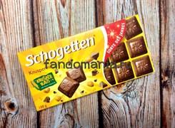 "Шоколад ""Schogetten Knusperini"""