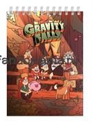 """Блокнот """"Гравити Фолз""""  (Gravity Falls)"""