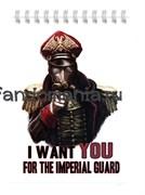 "Блокнот ""Warhammer 40000"""