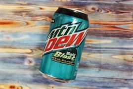 Mountain Dew Baja Blast| Напиток безалкогольный газированный