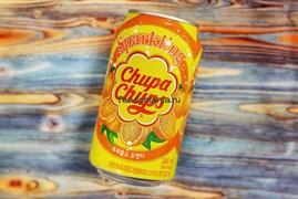 Chupa Chups Orange | Напиток безалкогольный газированный