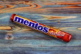 Жевательные конфеты Mentos Cinnamon