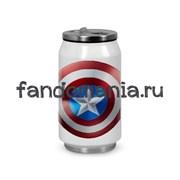 """Термобанка """"Капитан Америка"""" (Marvel)"""