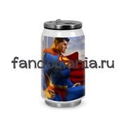 """Термобанка """"Супермен"""""""