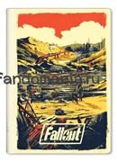 """Обложка на паспорт виниловая """"Fallout"""""""